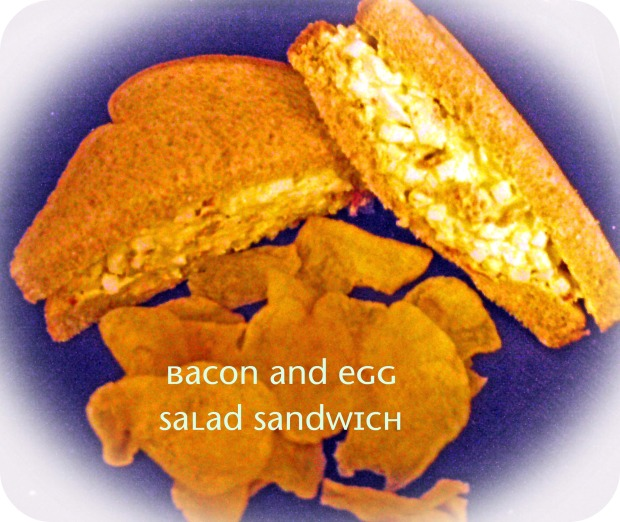 Bacon and Egg Salad Sandwiches-1