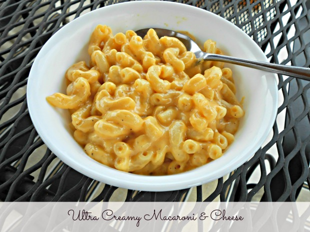 Ultra Creamy Macaroni and Cheese